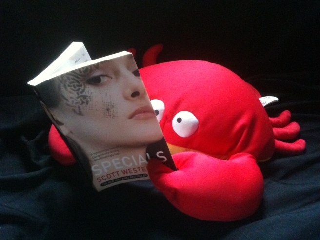 Mr Crab Loves to Read