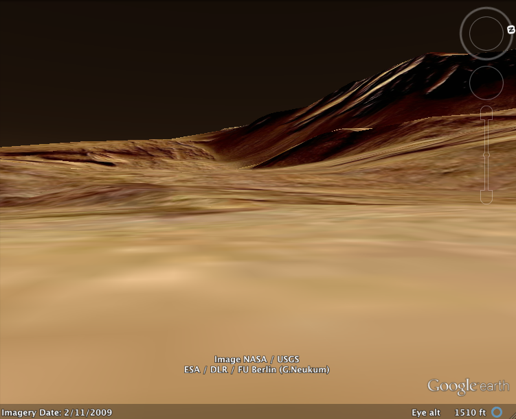 Olympus Mons | Planet Pailly