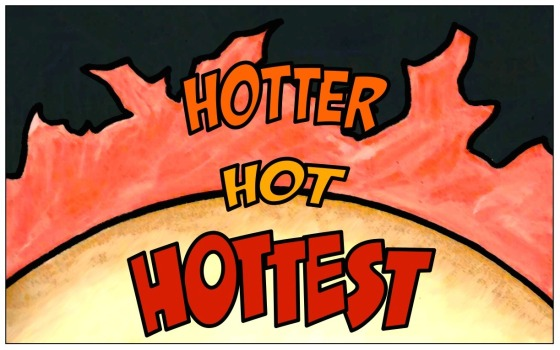 Ja08 Hottest Hot Hotter