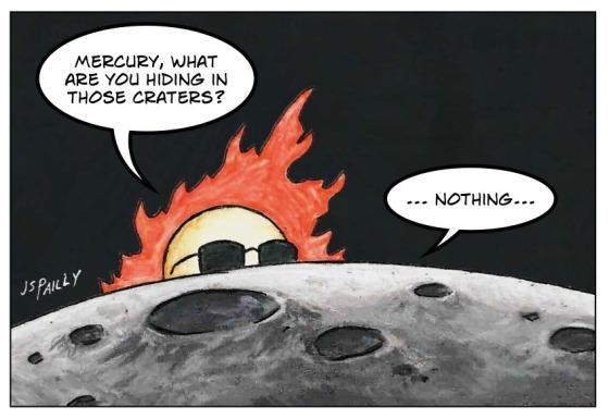 Fe08 Polar Craters