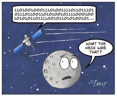 Probing Mercury | Planet Pailly