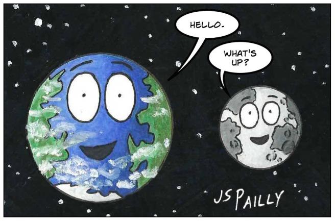Aa03 Earth and Moon