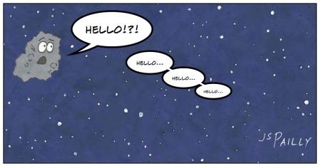 Jy12 Asteroid Echo