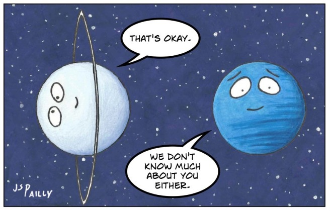 Nv03 Uranus and Neptune