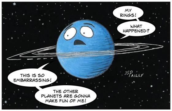 Nv11 Neptune's Arcs