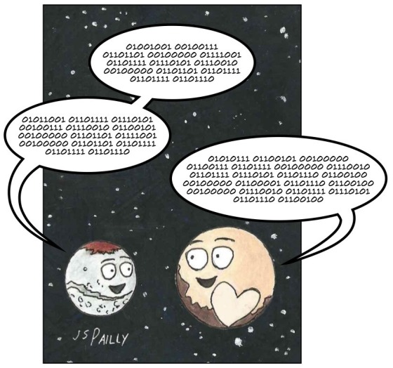 Dc05 Binary Planets