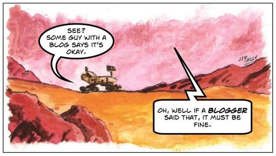 Ja07 Curiosity on Mars 2