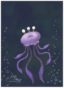 Ap05 Enceladian Jellyfish 2