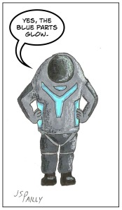 Ap10 Z-2 Spacesuit