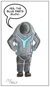 Ap10 Z 2 Spacesuit