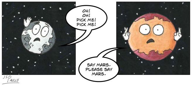 Ap12 Mars vs the Moon