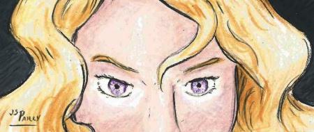 Talie's Violet Eyes