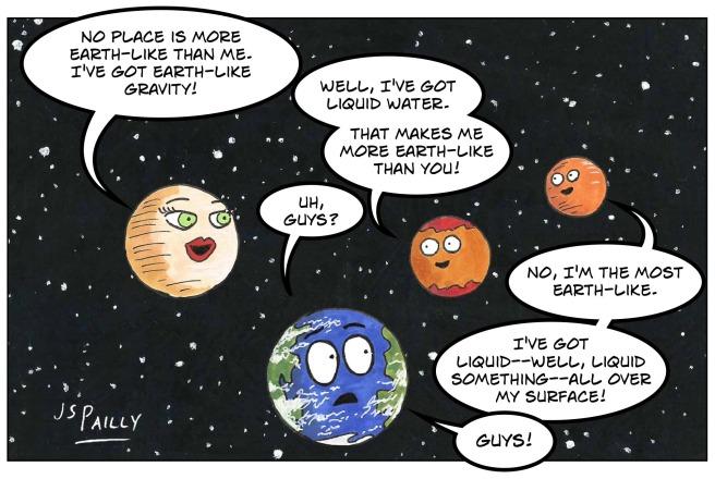 Ag16 Earth-like Worlds