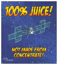 Sciency Words A to Z: JUICE