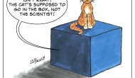 Sciency Words: Schrödinger'sCat
