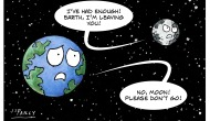 Will the Moon Become a Ploonet?