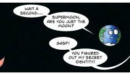 Sciency Words: Supermoon